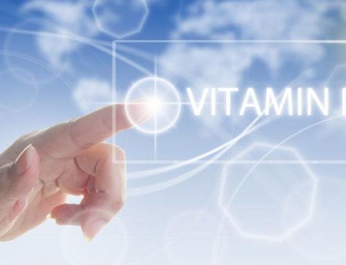 Tage ohne Sonnenschein, was tun? Vitamin-D